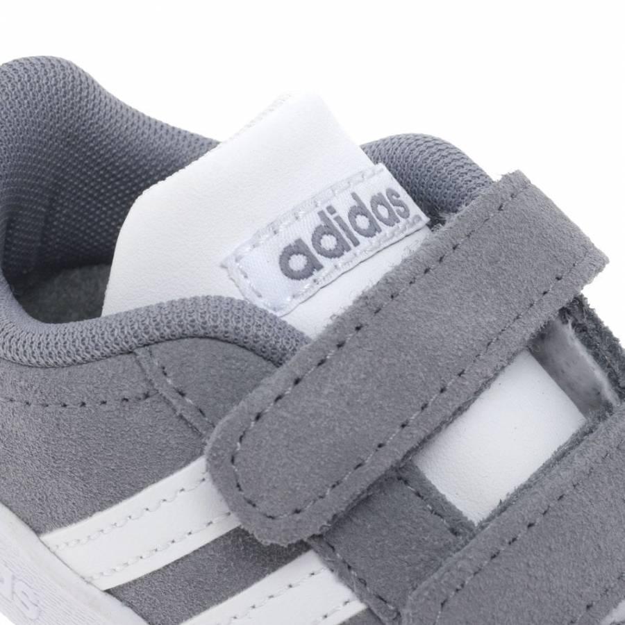 sports shoes 89de9 0402c ADIDAS VL COURT 2.0 CMF I 4K - GREY FTWWHT GREFOU