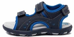 GEOX JR SANDAL PIANETA BOY NAVY/ROYAL1