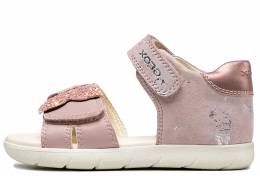 GEOX B GIRL FIRST STEP S.ALUL LT ROSE 1