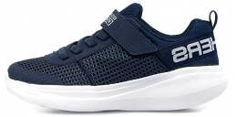 SKECHERS GO RUN FAST -THARO NAVY