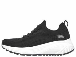SKECHERSBOBS SPORT SPARROW 2.0 ALLEGIANCE CREW BLACK MACHINE WASHABLE