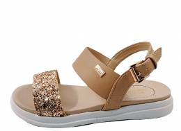 MISS SIXTY J SANDALS GIRLS S21 S00MS963 PINK/GOLG