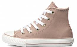 CONVERSE ALL STAR CHUCK TAYLOR TAUPE PINK