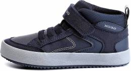 GEOX J ALONISSO SNEAKERS BOY NAVY