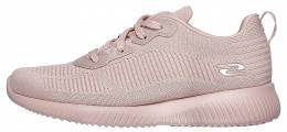 SKECHERS ENGINEERED MESH LACE-UP PNK