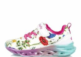 LELLI KELLY LIZIE SNEAKERS WHITE/FLORAL