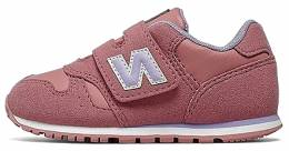 NEW BALANCE SNEAKERS GIRL VELCRO PINK 1