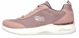 SKECHERS SKECH-AIR DYNAMIGHT-FAST BRAKE MAUVE