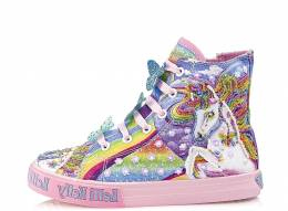 LELLI KELLY SNEAKERS GIRLS MULTI FANTASY