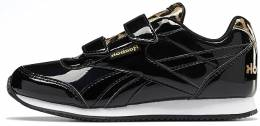 REEBOK ROYAL CLJOG BLACK/GOLD