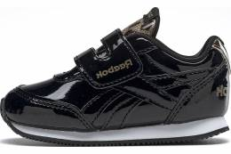 REEBOK ROYAL CLJOG BLACK/GOLD INF