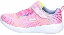 SKECHERS GO RUN 600-SHIMMER SPEEDER PINK PS