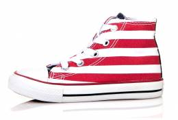 CONVERSE CHUCK TAYLOR ALL STAR HI - Stars Bars