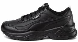 PUMA CILIA OPTIMAL COMFORT SOFTFOAM BLACK/SILVER