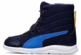PUMA FUN RACER BOOT ACPS BLUE