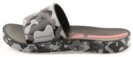 IPANEMA URBAN SLIDE KIDS - BLK/BLK/GREY