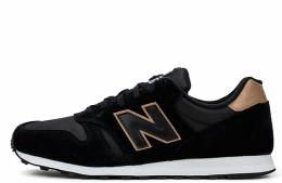 NEW BALANCE SNEAKERS 373 CLASSIC SPORTSTYLE BLACK