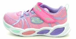 SKECHERS SHIMMER BEAMS PINK INF