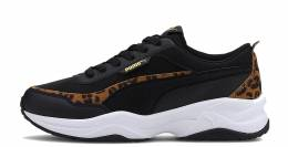 PUMA CILIA LEO SOFTFOAM OPTIMAL COMFORT BLACK